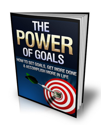 Pay for The Power of Goals - How to Set Goals, Get More Done