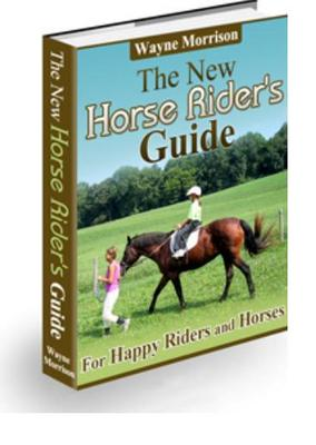 Pay for The New Horse Riders Guide