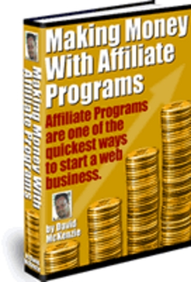 Pay for Making Money With Affiliate Programs