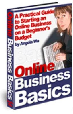 Pay for Online Business Basics-Your Own Money-Making Online Business