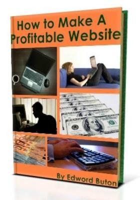Pay for How to Make A Profitable Website-Secret to Make Money Online