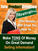 Thumbnail THE INFO PRODUCT CREATION STRATEGIES-MRR-Download Ebooks