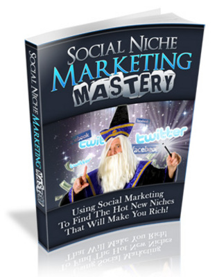 Pay for Niche marketing mastery-Master Resell Rights