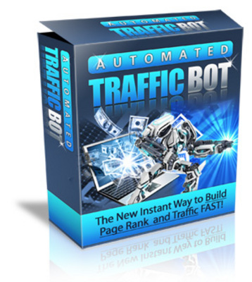 Pay for Automatic Traffic Bot-Master Resell Rights