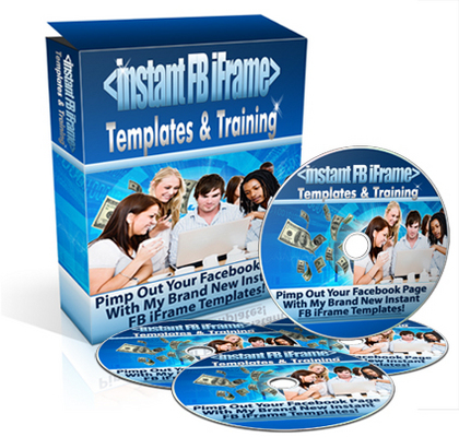 Pay for Instant Facebook Templates-MRR