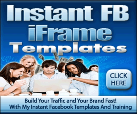 Pay for Instant Facebook Templates-OTO