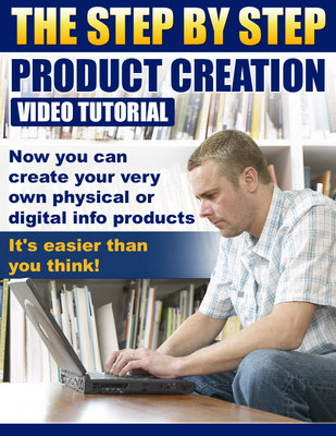 Pay for Product Creation Tutorials-Video-MRR
