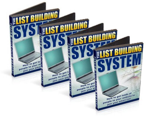 Pay for List Building System-MRR (tutorial)