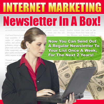 Pay for Newsletter In A Box