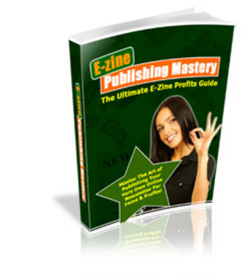 Pay for E-zine Publishing Mastery-MRR