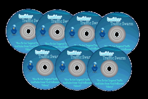 Pay for Twitter Traffic Swarm-with Master Resell Rights