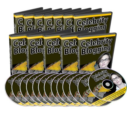 Pay for Celebrity Blogging Videos-with Master Resell Rights