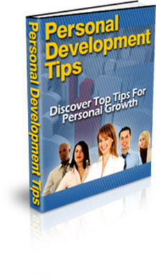 Pay for Personal Development Tips With Private Label Rights