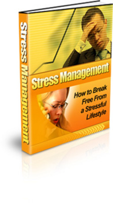 Pay for Stress Management Guide - Ebook