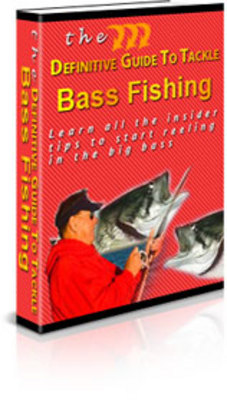 Pay for Bass Fishing Guide - Ebook ($17.00)