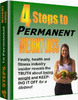 Thumbnail 4 Steps To Permanent Weight Loss + resell rights mrr