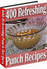 Thumbnail 400 Refreshing Punch Recipes + resell rights w/mrr