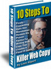 Thumbnail 10 Steps To Killer Web Copy with mrr