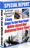 Thumbnail 3 Easy Steps To Getting Whitelisted With All email provider