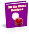 Thumbnail 30 Lip Gloss Recipes w/mrr + resell rights