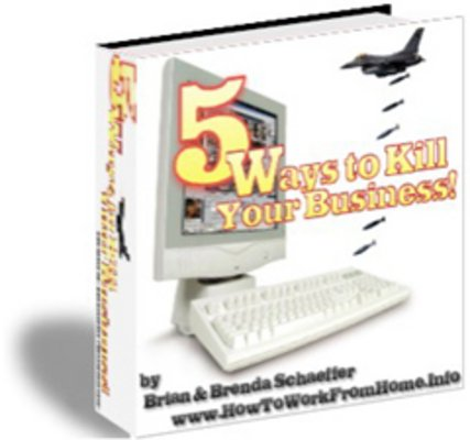 Pay for 5 ways to kill your business resell rights w mrr