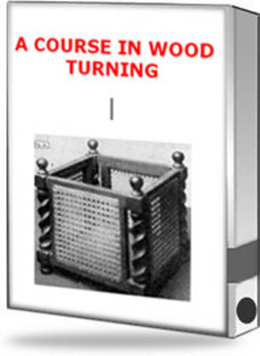 Pay for A Course in Wood Turning + resell rights + w/mrr