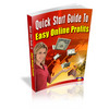 Thumbnail Make Money Online - Easy Profits - Work From Home