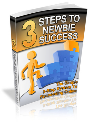 Pay for The Simple 3-Step System to Succeeding Online