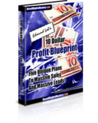 Pay for 10 Dollar Profit Blueprint (Master Resale Rights Included)