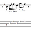Thumbnail L366 Funky Triplet bass groove with G minor pentatonic scale