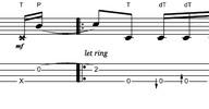 Thumbnail L363 Funky slap bass lesson, intermediate level