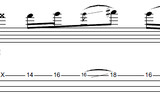 Thumbnail L362 Cool bass run in Em