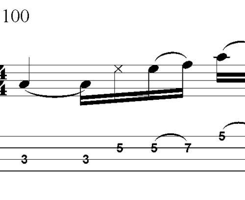 Pay for L31 Major pentatonic fills-bassline in C