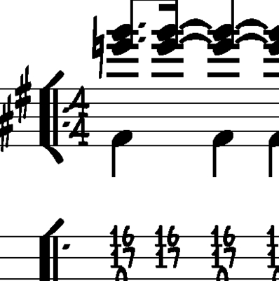 Pay for L59 Harmonizing the mixolydian scale A7