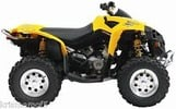 Thumbnail CAN AM OUTLANDER RENEGADE SERIES ATV 2007-08 WORKSHOP MANUAL