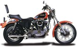 Thumbnail HD SPORTSTER 1970-1978 BIKE WORKSHOP SERVICE MANUAL