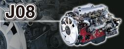 Thumbnail HINO J05C J08C TD TP TR DIESEL ENGINE WORKSHOP MANUAL