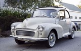 Thumbnail MORRIS MINOR SERIES MM SERIES II AND 1000 WORKSHOP MANUAL