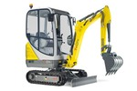 Thumbnail WACKER NEUSON 1404 TRACK EXCAVATOR WORKSHOP SERVICE MANUAL