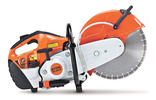 Thumbnail STIHL TS 500i CUT-OFF SAW MACHINE WORKSHOP SERVICE MANUAL