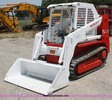 Thumbnail TAKEUCHI CRAWLER LOADER TL126 TL-126 WORKSHOP SERVICE MANUAL