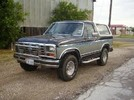 Thumbnail FORD BRONCO 5.8L V8 2WD 4WD 1980-1986 WORKSHOP MANUAL