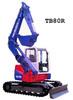 Thumbnail TAKEUCHI TB80FR TB 80FR MINI EXCAVATOR SERVICE REPAIR MANUAL