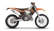 Thumbnail KTM 125 SX 200 EXC BIKE ENGINE REPAIR SERVICE MANUAL