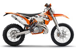 Thumbnail KTM 250 300 EXC XC-W SIX DAYS BIKE 2014-2015 WORKSHOP MANUAL