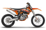 Thumbnail KTM 250 SX-F 250 XC-F BIKE 2013-2015 WORKSHOP SERVICE MANUAL