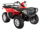 Thumbnail POLARIS SPORTSMAN 700 & 800 EFI ATV 2005-07 WORKSHOP MANUAL