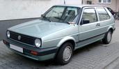 Thumbnail VOLKSWAGEN VW GOLF GTI MK2 A2 1983-1992 SERVICE MANUAL