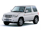 Thumbnail MITSUBISHI PAJERO iO QA 1998-2006 WORKSHOP SERVICE MANUAL