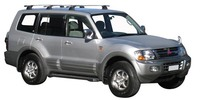 Thumbnail MITSUBISHI PAJERO NM 1999-2006 WORKSHOP SERVICE MANUAL